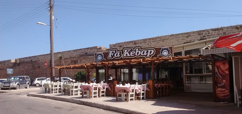 Fa Kebap, meat restaurant, Famagusta, Cyprus